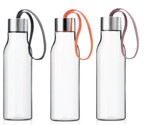 Ultra Eva Solo drikkeflaske vannflaske med eller uten logo hardplast LQ-13