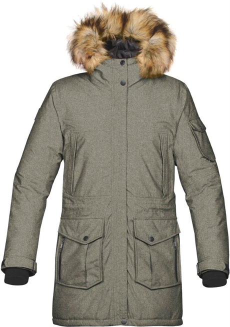 Stormtech Expedition parkas vanntett Sage Heather dame
