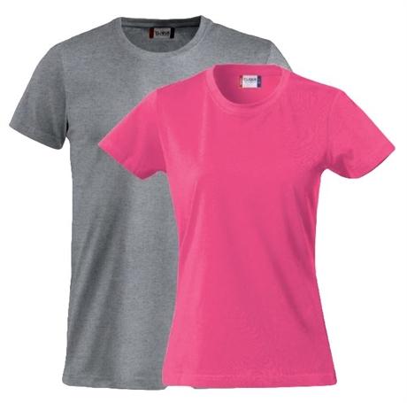 Basic T skjorte med trykk og rask levering billig og god t