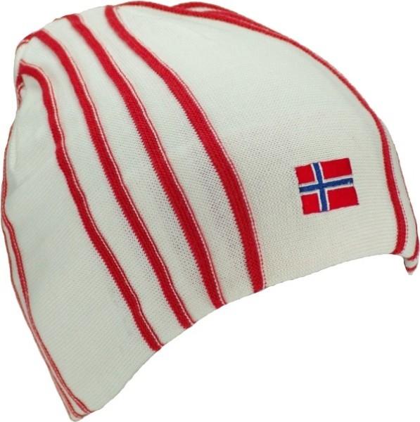 866cc8dc Lue Headline med brodert norsk flagg - lue med brodert logo fra Robust