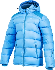 957066f1 ... Craft Down jacket Ekstremt lett dunjakke lys blå ...