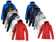 Craft Leisure full zip Hood hettejakke
