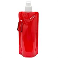 flaske med trykk
